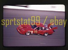 Chris Cord #19 Chevrolet Monza - 1980 Daytona 24 Hrs - Vtg 35mm Race Slide