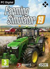 Farming Simulator 19 2019 Landwirtschafts Simulator 2019 LS 19 Digital PC