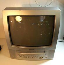 Combo De Vhs De Tv Toshiba VTV1400 Vintage de televisión