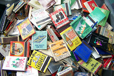 Fun Lot 40 Mixed Vintage Matchbooks Variety Pack Of Advertisments Retro Ephemera