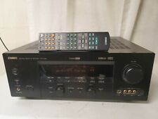Yamaha HTR-5760 Receiver AM FM Tuner Stereo Home Theater Digital Surround TESTED