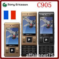 Téléphone Portable Sony Ericsson C905 8MP 3G WIFI Bluetooth