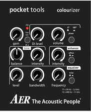 AER COLOURIZER-2 Pocket Tools Instrument/Microphone Preamplifier-DI