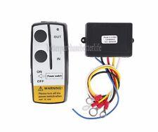 Wireless Winch Remote Control Switch,9-30V Voltage,for Truck Jeep ATV SUV Winch