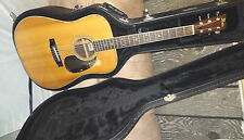 Vintage FENDER F-65 Acoustic Electric Guitar 1974
