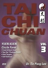 Tai Chi Chuan: Yuen Kuen, Volume 3 Circle Form (Dvd) Usually ships in 12 hours!