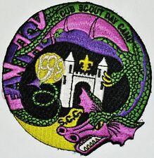 Suffolk Co Council (NY) 1998 Cub Day Camp Pocket Patch  BSA