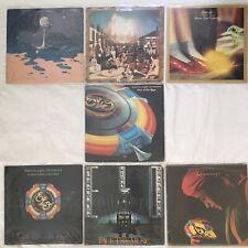 ELO Vinyl Record Album Lot 7 LPs - Instant Collection