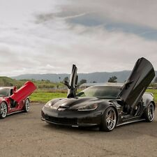 Lambo Doors Chevy Corvette C-6 2005-2013 Door Conversion kit Vertical Doors, Inc
