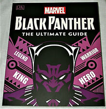 Black Panther The Ultimate Guide (2019, Paperback) Marvel New