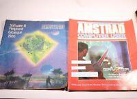 VINTAGE AMSTRAD COMPUTER USER & SOFTWARE PERIPHER CATALOGUE 1986/87