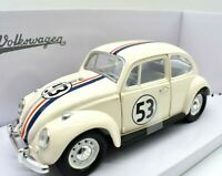 Model Car Film Movie 1:24 VW Beetle Herbie modellcar diecast