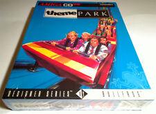 Theme Park Commodore Amiga CD32 Boxed New Sealed
