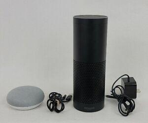 Amazon Echo & Home Mini 1st Generation Alexa Black PARTS Free Ship White Lot
