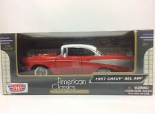 Motor Max American Classics 1957 Chevy Bel Air 1:24 Diecast Vehicle