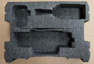 Dewalt Deep Tstak Foam Inlay for Jigsaw Planer and Battery (Main picture)