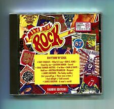 I Miti del Rock n.57 # RHYTHM' N' SOUL Ray Charles-James Brown etc..# Fabbri CD