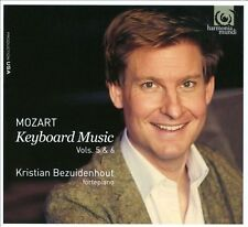 Mozart: Keyboard Music, Vols. 5 & 6 (CD, Jan-2014, 2 Discs, Harmonia Mundi...