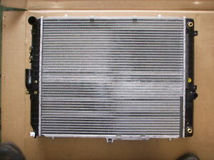 Radiator Fits Ssangyong Musso Petrol 1996-1998 Auto New