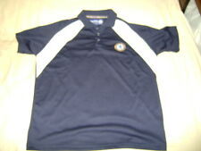 Chelsea London shirt polo jersey Blue Flag L official licensed product
