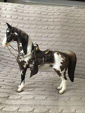 Breyerfest 2014 GOSSAMER WESTERN HORSE Breyer 1 of 600 SR Decorator 711182
