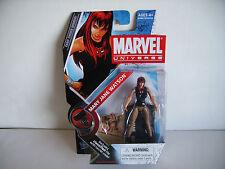 "Marvel univers mary jane watson, spider-man 4"" figure"