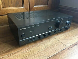 TECHNICS SU-VZ320 Stereo Integrated Amplifier with Phono Stage