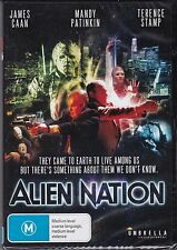 ALIEN NATION -  James Caan, Mandy Patinkin, Terence Stamp  - DVD