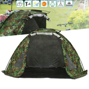 2 Man Hiking Family Tents PopUp Camping Tents Travel Shelter Portable Rainproof