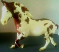 Breyer BHR Bryant's Jake Traditional Horse Spotted Draft Wixom Retired