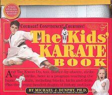 The Kids Karate Book & Karate Belt