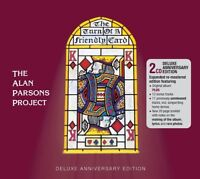 THE ALAN PARSONS PROJECT - THE TURN OF A FRIENDLY CARD 2 CD NEW!