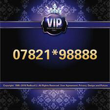 VIP GOLD PLATINUM DIAMOND LUCKY MOBILE NUMBER SIM CARD 078 21*9 8888