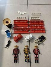 1960 s MATTEL Major Matt Mason espace figurine et accessoires [RARE]