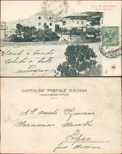 Isola la Maddalena Piazza Umberto I