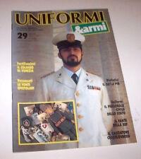 Militaria - Rivista Uniformi e Armi - N° 29 - luglio 1993