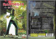 RARE / IRON MAIDEN : IRON MAIDEN EN CONCERT LIVE / ( 2 DVD ) HISTORY
