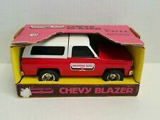 Vintage Ertl Western Auto Chevrolet Blazer 3181 Red NIB USA