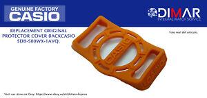 Replacement Original Protector Cover Back Casio SDB-500WX-1AVQ