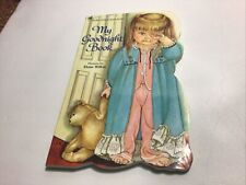 My Goodnight Book Eloise Wilkin ~ 1981 ~ Excellent Condition