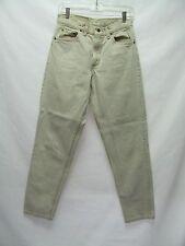 Levis 550 Classic Straight Leg  Faded Tan Jeans 30 x 32  USA  CM39