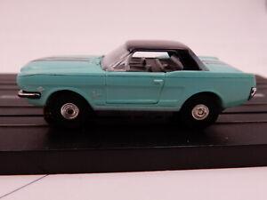 Vintage, Aurora, Tyco, etc...  Mustang (Item #3640)