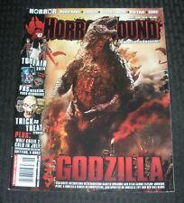 2014 HORROR HOUND Magazine #47 VF- 7.5 Godzilla / Toy Fair / Trick or Treat