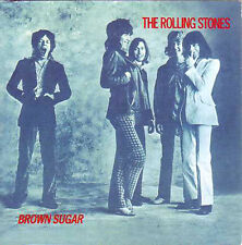 CD SINGLE The ROLLING STONES Brown sugar / Bitch  2-track CARD SLEEVE
