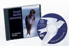 Purple Martin Dawnsong CD