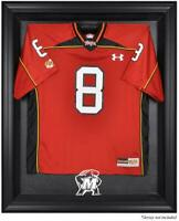 Maryland Terrapins Black Framed Logo Jersey Display Case - Fanatics Authentic
