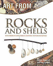 Art from Rocks and Shells by Robson, Pam, Chapman, Gillian