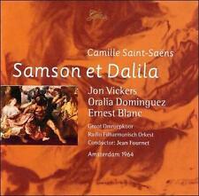 Fournet : Samson Et Dalila Amsterdam 1964 CD