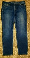 JOES JEANS NEW  MED/DRK  WASH STRETCH HONEY CANDACE JEANS ~30 x 28
