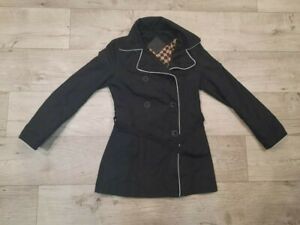 Louis Vuitton Jacket Woman Coat Size M Authentic Made In France Ultra rare
